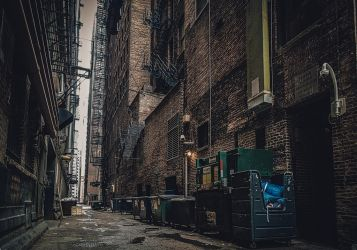 Chicago Alley by AnthonyPresley