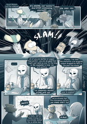 Timetale - Chapter 02 - Part II - Page 17 by AllesiaTheHedge