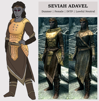 Seviah Adavel by TyyFighter