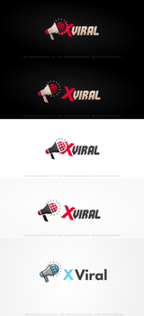XViral Logo by DianaGyms
