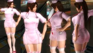 Mai Nurse Variation by funnybunny666