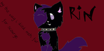 this is my caracter Rin by NeonCandyLights