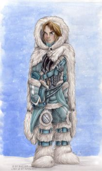 Winterproof Link by BloodhoundOmega