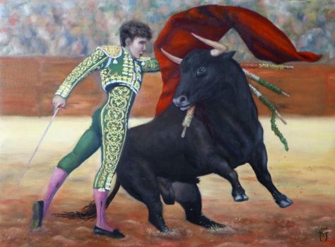 Matador by AndreaMich