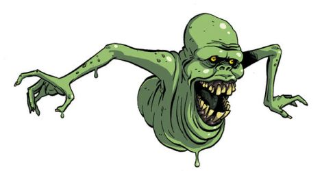 Slimer by iliaskrzs