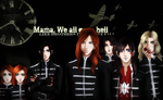 Feanorians-Mama we all go to hell by EPH-SAN1634