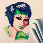 Beyond Good and Evil - Jade by jaleh