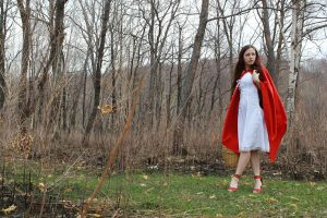 Little Red Riding Hood 1 by Anariel-Stock