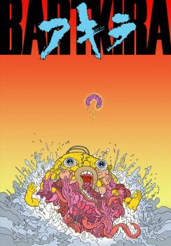 BARTKIRA: Exhibition Cover by RottenOak