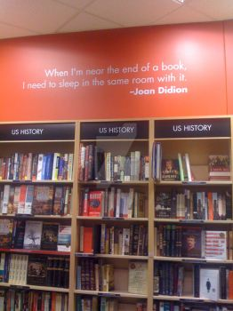 My favorite quote at borders by Silentsilver
