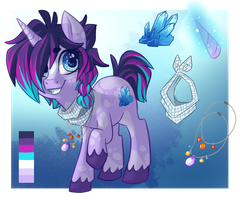 Crystal Agate Auction (CLOSED) by StaleElephantBones
