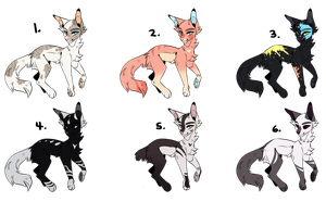 ADOPT(S): Auction - CLOSED - CHANGED TO AUCTION by SpazTomato