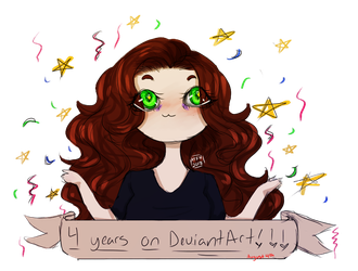 4 Whole Years by All-The-Fish-Here