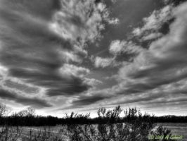 Ominous Kansas Clouds 01April2014 by MSchmidtProductions