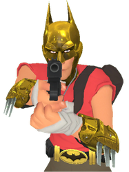 The Australium Knight by Songbreeze741