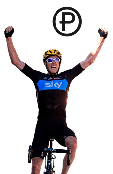 Christopher Froome Render by Polo94