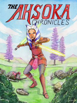 The Ahsoka Chronicles - In The Beginning. by verdenpark