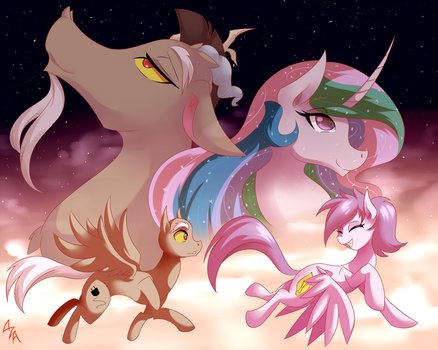 When we have time by our side by Azarakikun