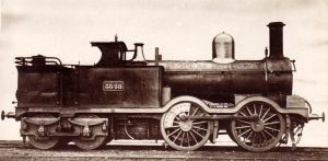 GWR 3541 class 0-4-4T by vincentberkan
