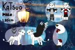 .:Katsuo Reference:. by Babedoge