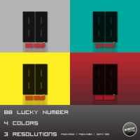 88 Lucky Number Wallpapers by guemor