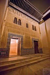 Alhambra: Hall of the ambassadors by Mgsblade