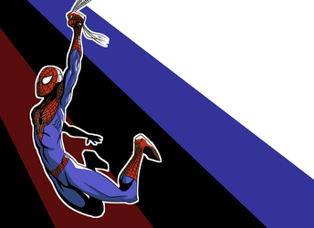 Spiderman by Mercvtio