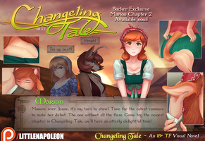 Changeling Tale - Marion's Chapter 2 Released! by w4tsup