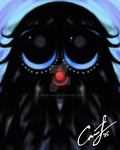 'Baby Monster-Eyes' by Angelix88