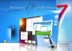 WinXP to Win7 tutorial by stayman