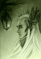 Thranduil. The Lights of the Elven King. by Adelmort