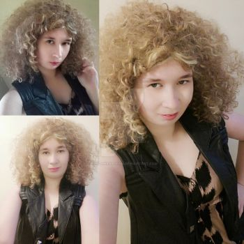 Updated Melody Pond/River Song cosplay by Londonexpofan