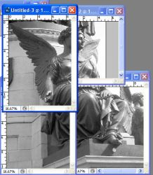 Angel Of O Connell street by Dara-is-Still-alive