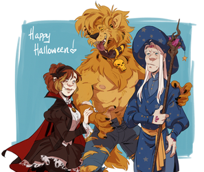 TRICK OR TREAT SQUAD by SlackWater