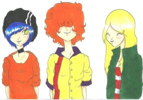 Kankers as Eds by IcedTeaLove