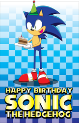 Sonic's Birthday by CreamsFriend