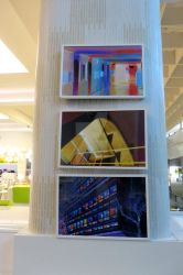 Exhibition LC Radieuse at Chefs en Provence by pixeliums
