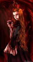 Queen of Hearts [ASOIAF crossover] by MuffinMonstah