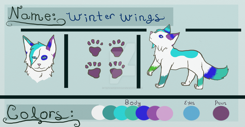 WinterWings 2015 Ref by WinterWings99