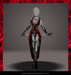 - closed - 24H AUCTION - Outfit Adopt 750 by CherrysDesigns