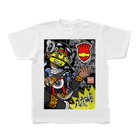 T-shirt for Tezcatlipoca fans ver.201603 1 by nosuku-k