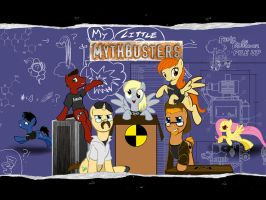 My Little Mythbusters by DLowell