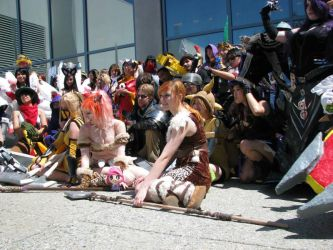League of Legends Fanime 2013 by Kellaaaayyy