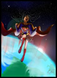 [CM:] Supergirl Wife by NitroDragonTrigger