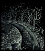 A Path alongside the Abyss by offermoord