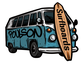 Graphic: Poulson Surfboards VW