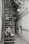 man on stairs by nathanspotts