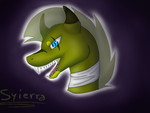 Contest Entry - Syierra by MaryThaCake