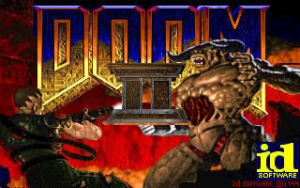 Doom II cover by Dr-Fernman