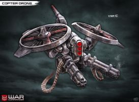 Copter Drone by DNA-1